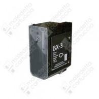 Cartuccia Ricostruita CANON BX-3 - 0884A002 - Nero