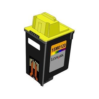 Cartuccia Ricostruita LEXMARK 20 - 15M0120E - Colori