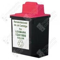 Cartuccia Ricostruita LEXMARK 80 - 12A1980E - Colori