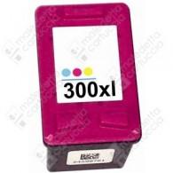 Cartuccia Ricostruita HP 300XL - CC644EE - Colori