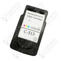 Cartuccia Ricostruita CANON CL-511,CL-513 - 2972B001,2971B001 - Alta Capacità Colori - 3x5ml