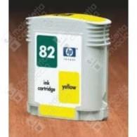 Cartuccia Compatibile HP 82 - C4913A - Giallo