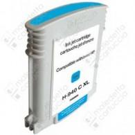 Cartuccia Compatibile HP 940XL - C4907AE - Ciano