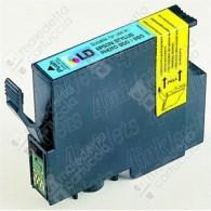 Cartuccia Compatibile EPSON T0795 - C13T07954010 - Ciano Light - 12ml