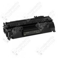 Toner Compatibile CANON 720 - 2617B002 - Nero - 5.000 Pagine
