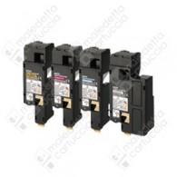Toner Compatibile EPSON S050611 - C13S050611 - Giallo - 1.400 Pagine