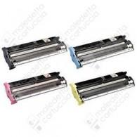 Toner Compatibile EPSON S050034 - C13S050034 - Giallo - 6.000 Pagine
