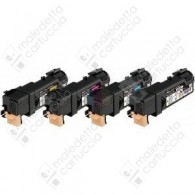 Toner Compatibile EPSON S050630 - C13S050630 - Nero - 3.000 Pagine