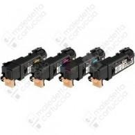 Toner Compatibile EPSON S050629 - C13S050629 - Ciano - 2.500 Pagine