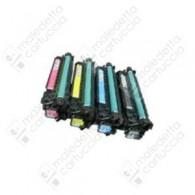 Toner Compatibile HP 650A - CE272A - Giallo - 15.000 Pagine
