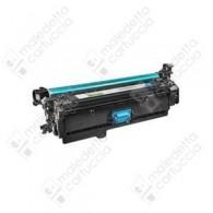 Toner Compatibile HP 646A - CF031A - Ciano - 12.500 Pagine