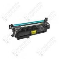 Toner Compatibile HP 646A - CF032A - Giallo - 12.500 Pagine