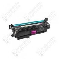 Toner Compatibile HP 646A - CF033A - Magenta - 12.500 Pagine
