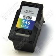 Cartuccia Ricostruita CANON CL-546XL - 8288B001 - Colori - 13ml - 300 Pagine