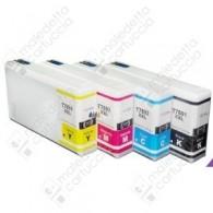 Cartuccia Compatibile EPSON T7892 - C13T789240 - Ciano - 34ml - 4.000 Pagine