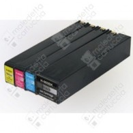 Cartuccia Compatibile HP 980XL - D8J07A - Ciano - 120ml - 6.600 Pagine