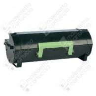 Toner Compatibile LEXMARK 602H - 60F2H00 - Nero - 10.000 Pagine