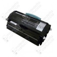 Toner Compatibile LEXMARK E360,E460 - E360H11E - Nero - 9.000 Pagine