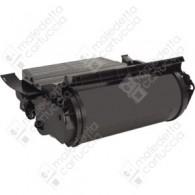 Toner Compatibile LEXMARK T610 - 12A5845 - Nero - 25.000 Pagine