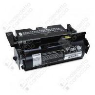Toner Compatibile LEXMARK X651,X652,X654,X656,X658 - X651H11E - Nero - 25.000 Pagine