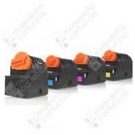 Toner Compatibile CANON C-EXV21C - 0453B002 - Ciano - 14.000 Pagine