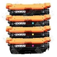 Toner Compatibile HP 654A - CF332A - Giallo - 15.000 Pagine
