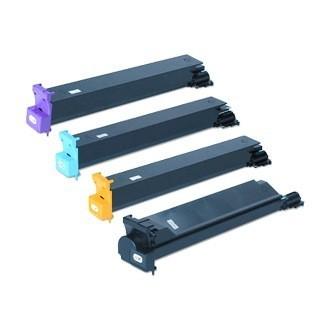 Toner Compatibile KONICA MINOLTA TN210 - TN210Y,8938510 - Giallo - 12.000 Pagine