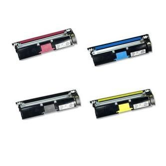 Toner Compatibile KONICA MINOLTA 2400 - 1710589-007 - Ciano - 4.500 Pagine