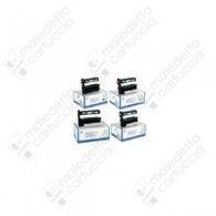 Toner Compatibile KONICA MINOLTA 5430 - 1710582-003 - Magenta - 6.000 Pagine
