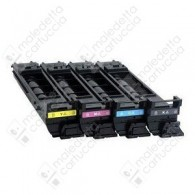 Toner Compatibile KONICA MINOLTA C20 - C20M,A0DK333 - Magenta - 8.000 Pagine