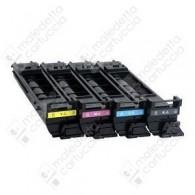Toner Compatibile KONICA MINOLTA C20 - C20Y,A0DK233 - Giallo - 8.000 Pagine