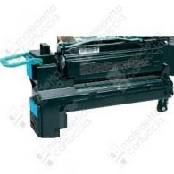 Toner Compatibile LEXMARK C792,X792 - C792A1CG - Ciano - 6.000 Pagine