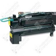 Toner Compatibile LEXMARK C792,X792 - C792A1YG - Giallo - 6.000 Pagine