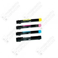 Toner Compatibile LEXMARK C950 - C950X2KG - Nero - 38.000 Pagine