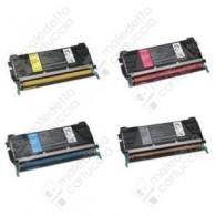 Toner Compatibile LEXMARK C734,C736,X734,X736,X738 - C734A1YG - Giallo - 6.000 Pagine