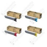 Toner Compatibile SAMSUNG 659S - CLT-C659S - Ciano - 20.000 Pagine