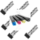 Toner Compatibile SHARP MX-27GTMA - Magenta - 15.000 Pagine
