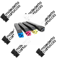Toner Compatibile SHARP MX-27GTYA - Giallo - 15.000 Pagine