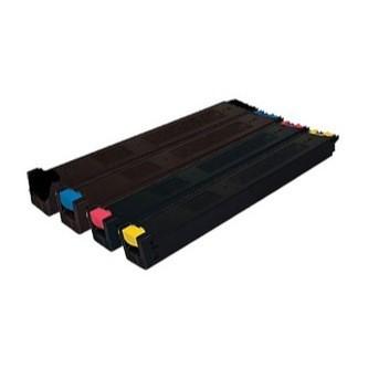 Toner Compatibile SHARP MX-51GTCA - Ciano - 18.000 Pagine