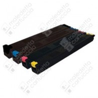 Toner Compatibile SHARP MX-51GTCA - Ciano - 18.000 Pagine