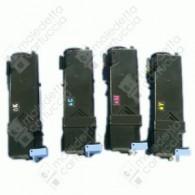 Toner Compatibile XEROX 6130 - 106R01280 - Giallo - 2.000 Pagine