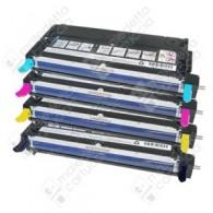Toner Compatibile XEROX 6180 - 113R00725 - Giallo - 6.000 Pagine
