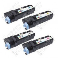 Toner Compatibile XEROX 6128 - 106R01452 - Ciano - 2.500 Pagine
