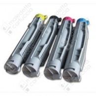 Toner Compatibile XEROX 6350 - 106R01144 - Ciano - 8.000 Pagine