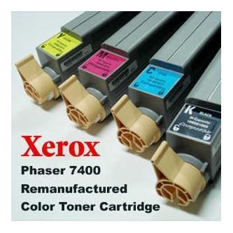 Toner Compatibile XEROX 7400 - 106R01077 - Ciano - 15.000 Pagine