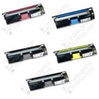 Toner Compatibile XEROX 6120 - 113R00693 - Ciano - 4.500 Pagine