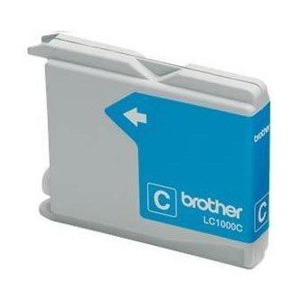 Cartuccia Originale BROTHER LC1000C - Ciano - 400 Pagine