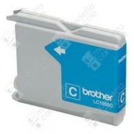 Cartuccia Originale BROTHER LC1000C - Ciano - 400 Pagine