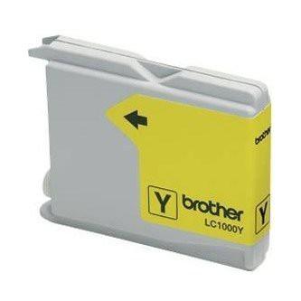 Cartuccia Originale BROTHER LC1000Y - Giallo - 400 Pagine