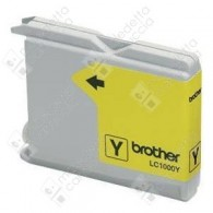 Cartuccia Originale BROTHER LC1000Y - Giallo - 400 Pagine
